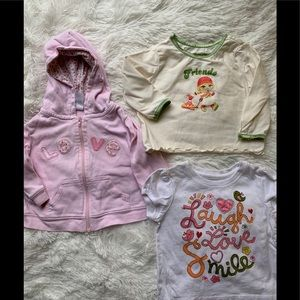 Infants 2/$15 3 piece clothing set